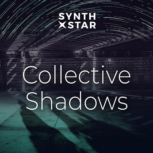 Collective Shadows EP cover art