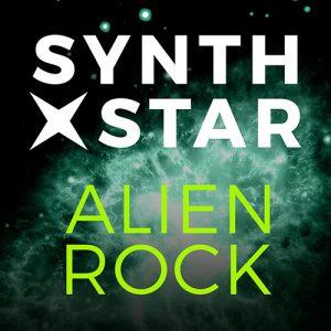 Alien Rock album cover